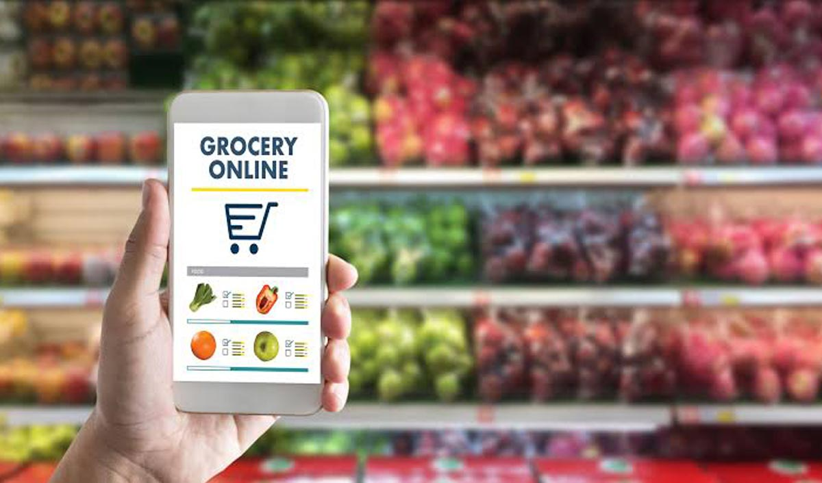Implications of Developing a Suitable Online Food Shopping System