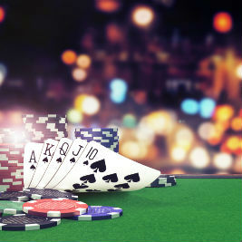 A Variety of Online Casino Games Are Available