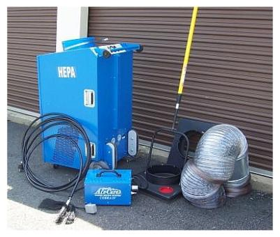 Choosing the Best Air Duct Cleaning Equipment and Supplies